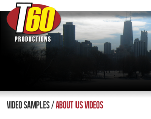 About Us Video Samples